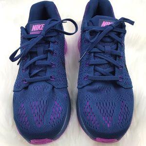 Nike Shoes - Nike Lunarglide Shoes Sneaker Sz 8